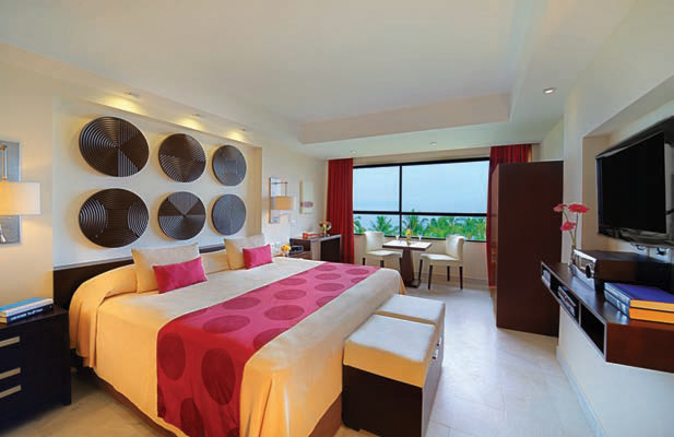 Air-conditioned guest rooms feature a king-size bed or two double beds, a full-size washroom, satellite TV and much more.